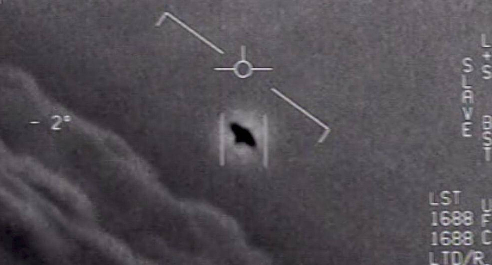 """El Pentágono difundió a finales de abril tres vídeos tomados por pilotos de la Marina estadounidense en los que aparecen fenómenos aéreos que el Departamento de Defensa califica de """"no identificados""""."""