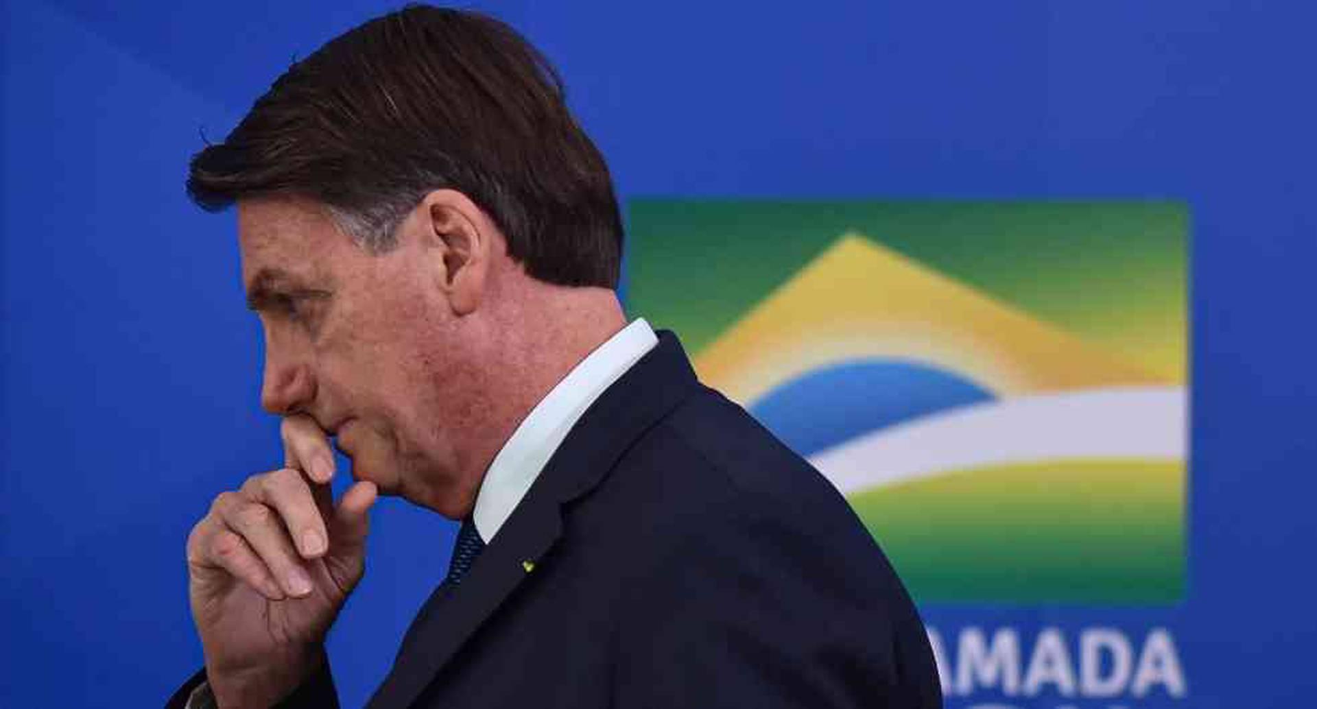 Brasil cerró sus fronteras aéreas para extranjeros el 30 de marzo.