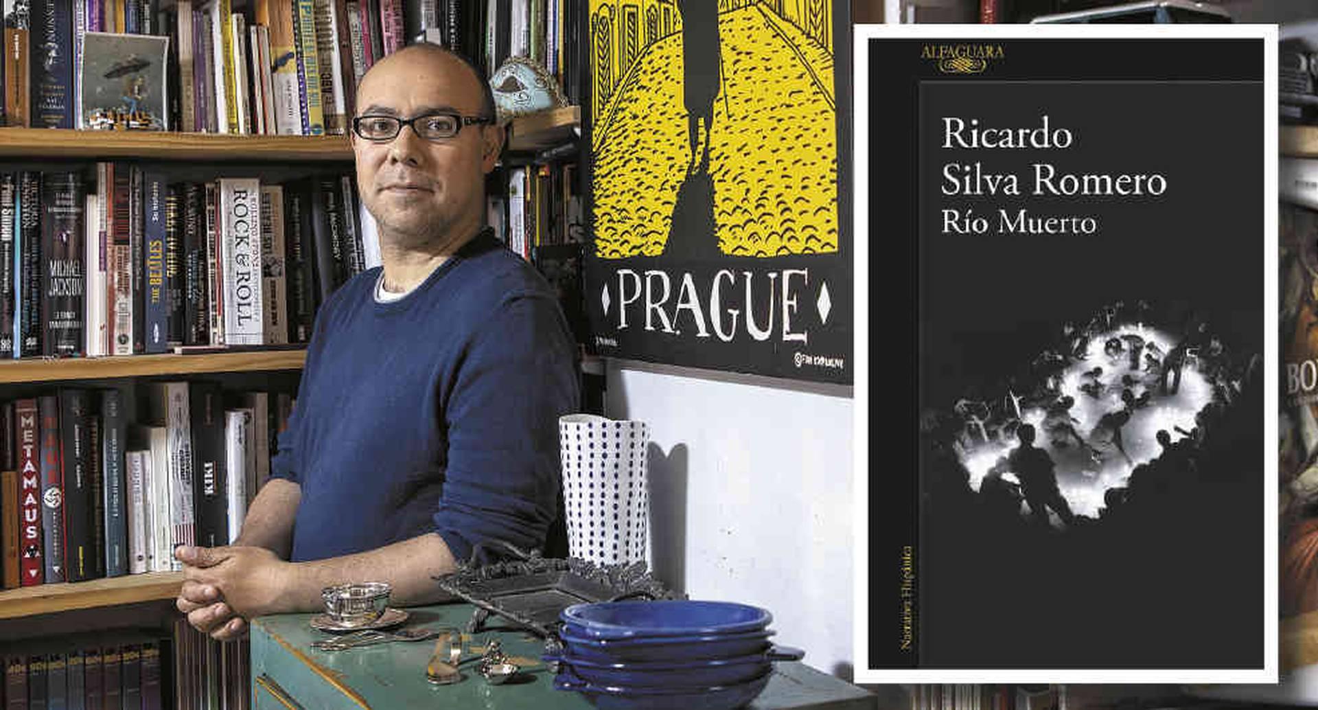 Ricardo Silva, escritor y columnista.