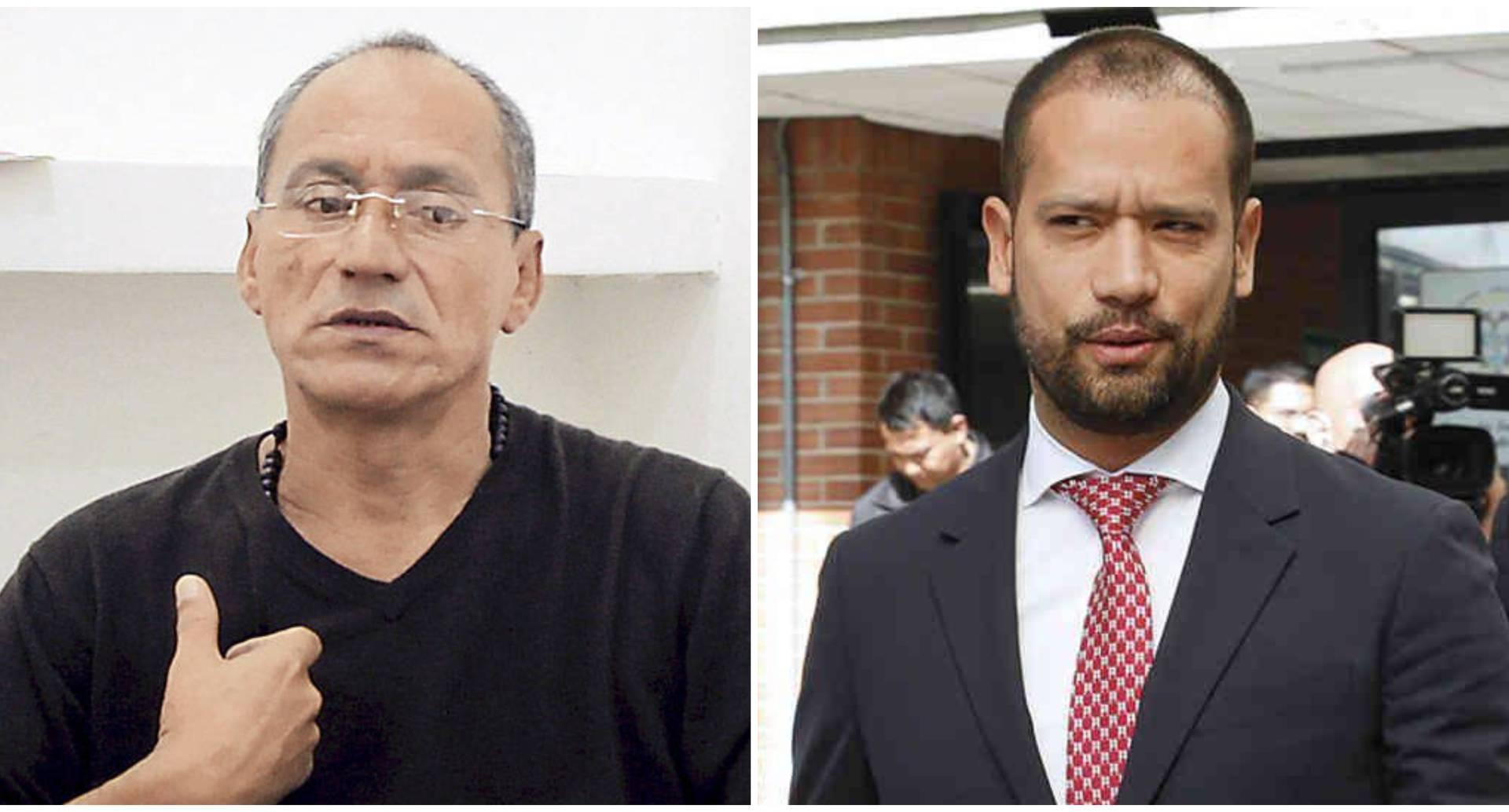 El exparamilitar Carlos Enrique Vélez habla de las supuestas consignaciones que le hizo Diego Cadena.