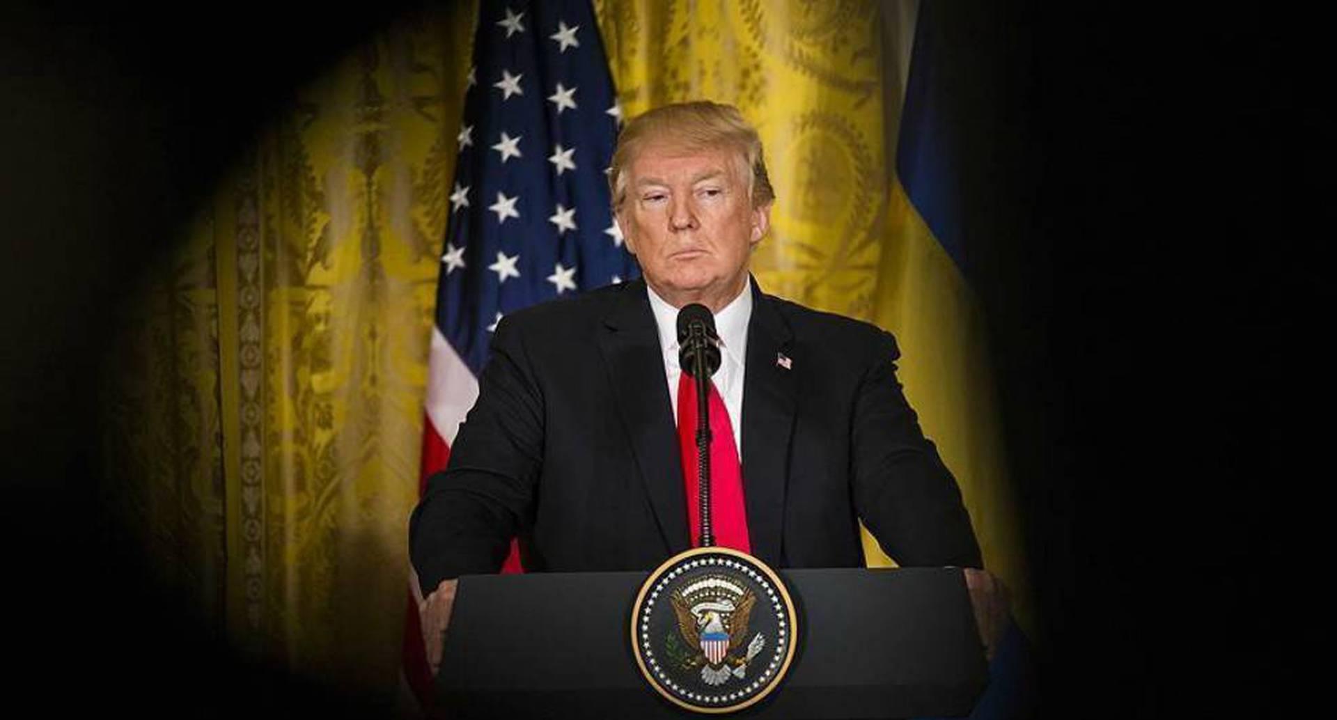 El mandatario norteamericano se ha caracterizado por actuar de forma errática y arbitraria en su política exterior.