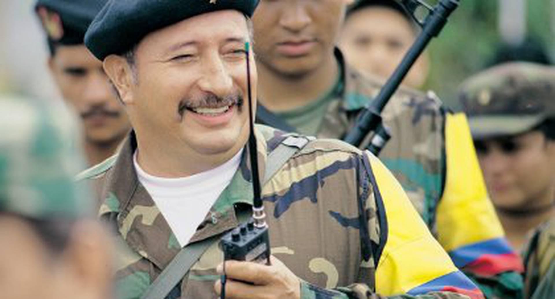 El guerrillero de las Farc 'Mono Jojoy' fue abatido por el Ejército colombiano en 2010.