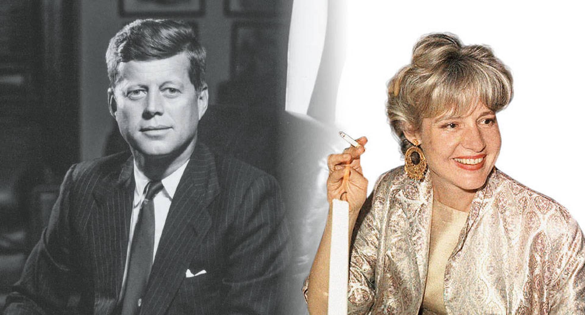 Kennedy y Pinchot Meyer fueron amantes durante casi tres años, y, según algunos biógrafos, la relación dejó en él una huella profunda. En 2017 subastaron una carta escrita por el presidente, unas semanas antes de su muerte, en la que le pedía visitarlo pronto.