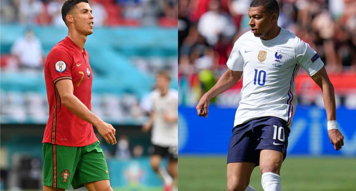 Eurocopa | Portugal vs. Francia: alineaciones, canal y hora para ver en vivo