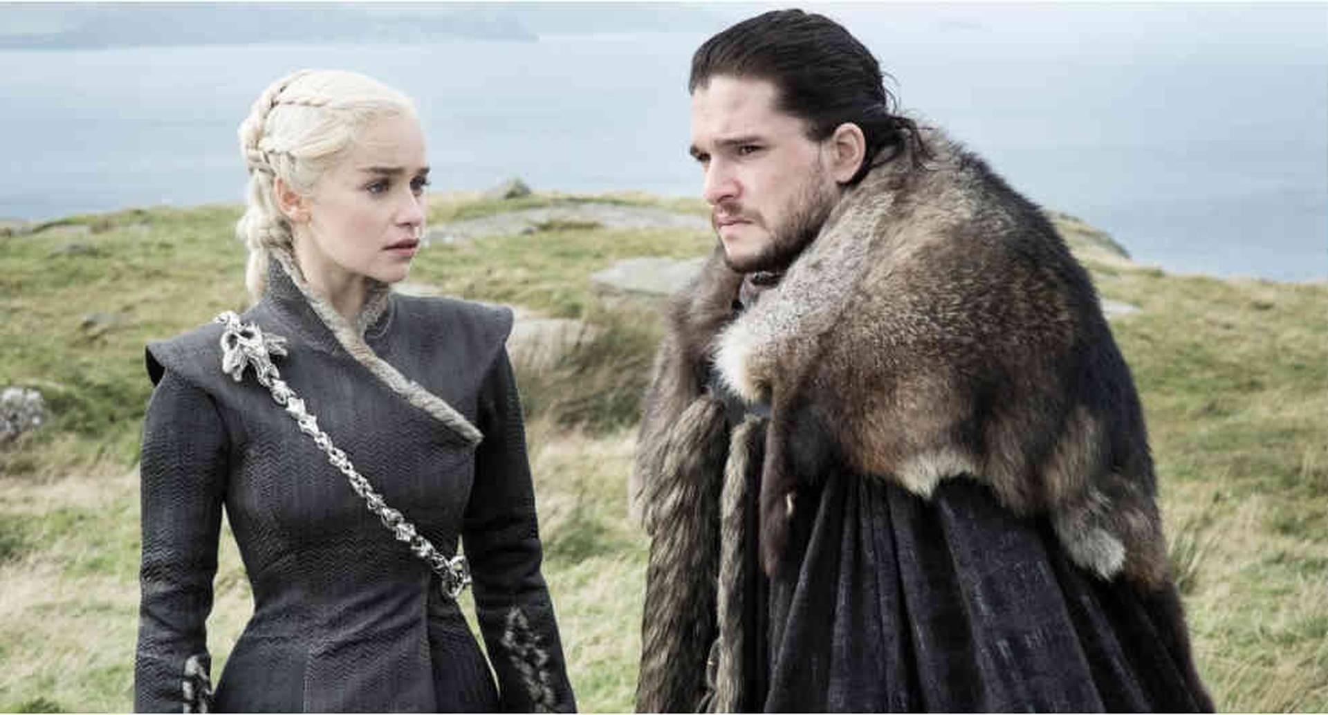 Daenerys Targaryen y Jon Snow serán los protagonistas de la temporada