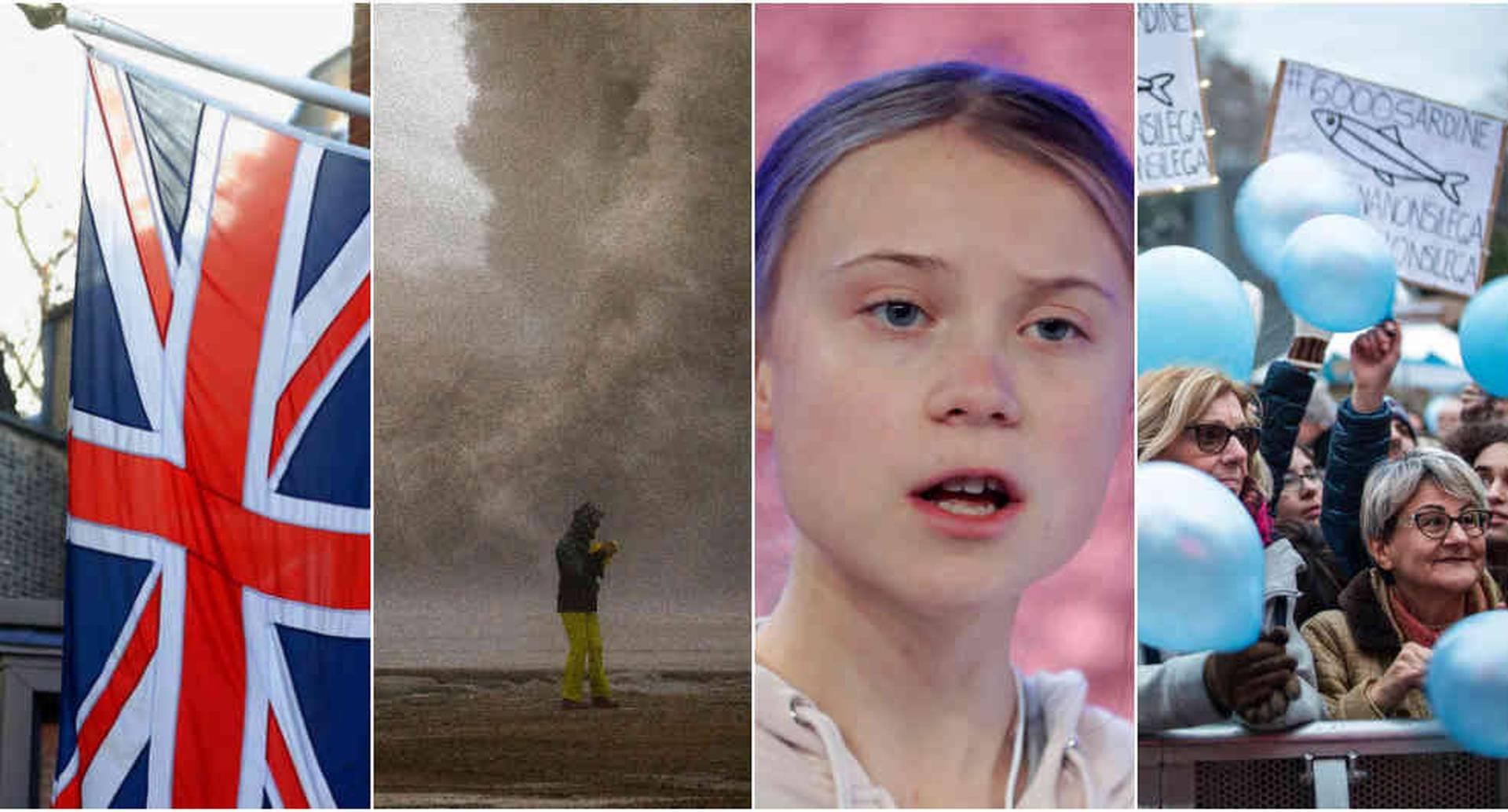 Los siete hechos más importantes de la semana. Fotos: AP