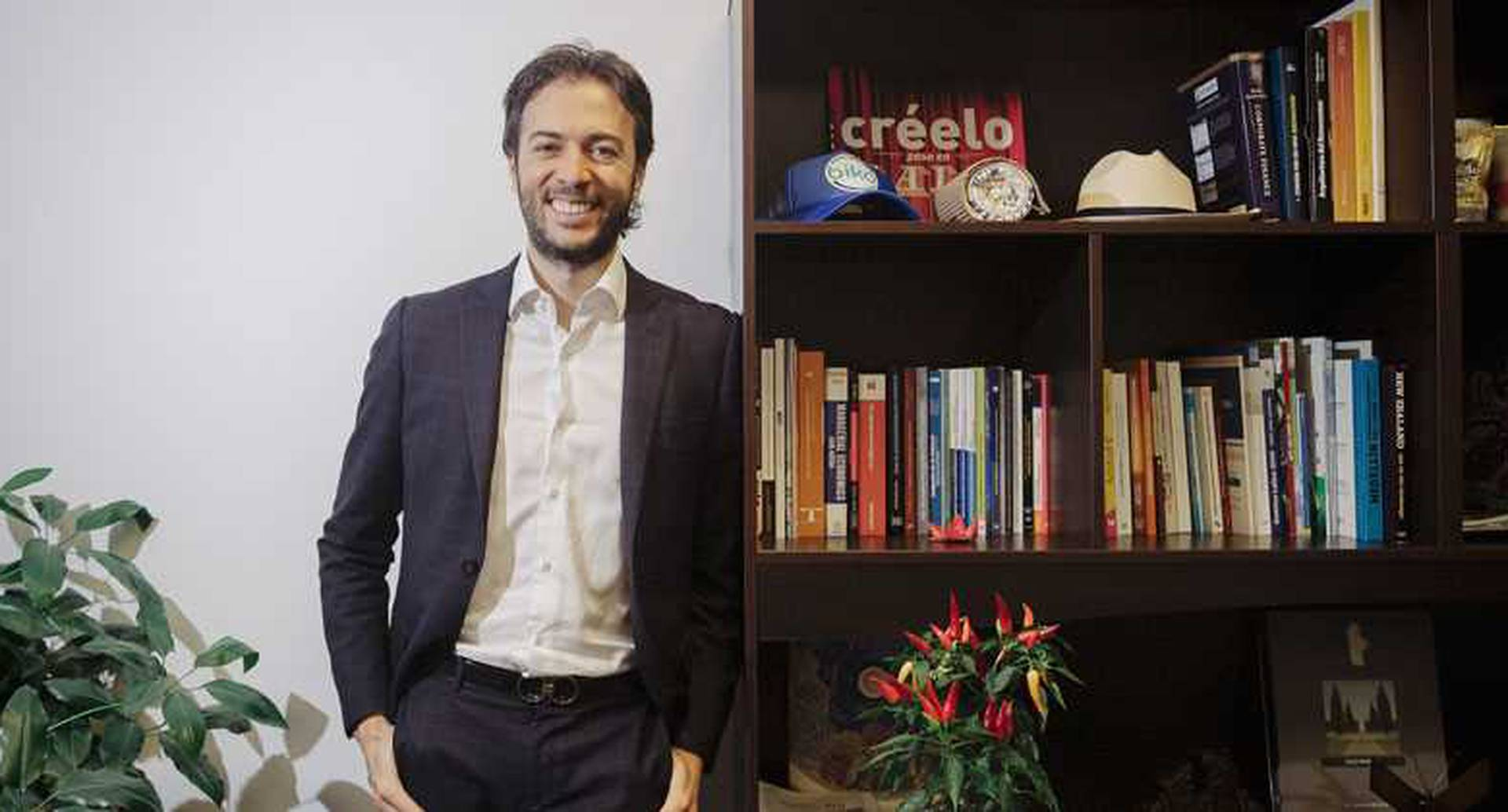 Daniel Quintero tiene 39 años y  ha sido un gran crítico de la administración que ha tenido EPM en  los últimos años.