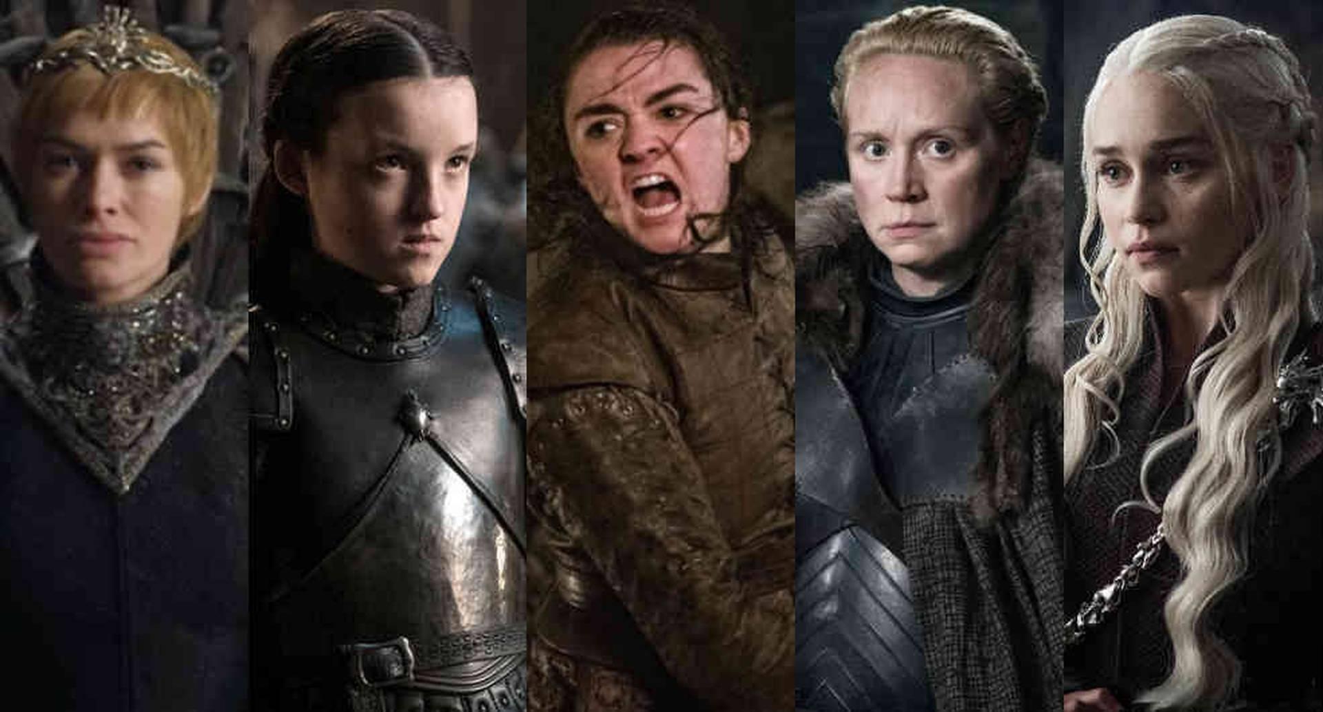 Casi todas las mujeres de Game of Thrones resultaron nominadas a los premios Emmy