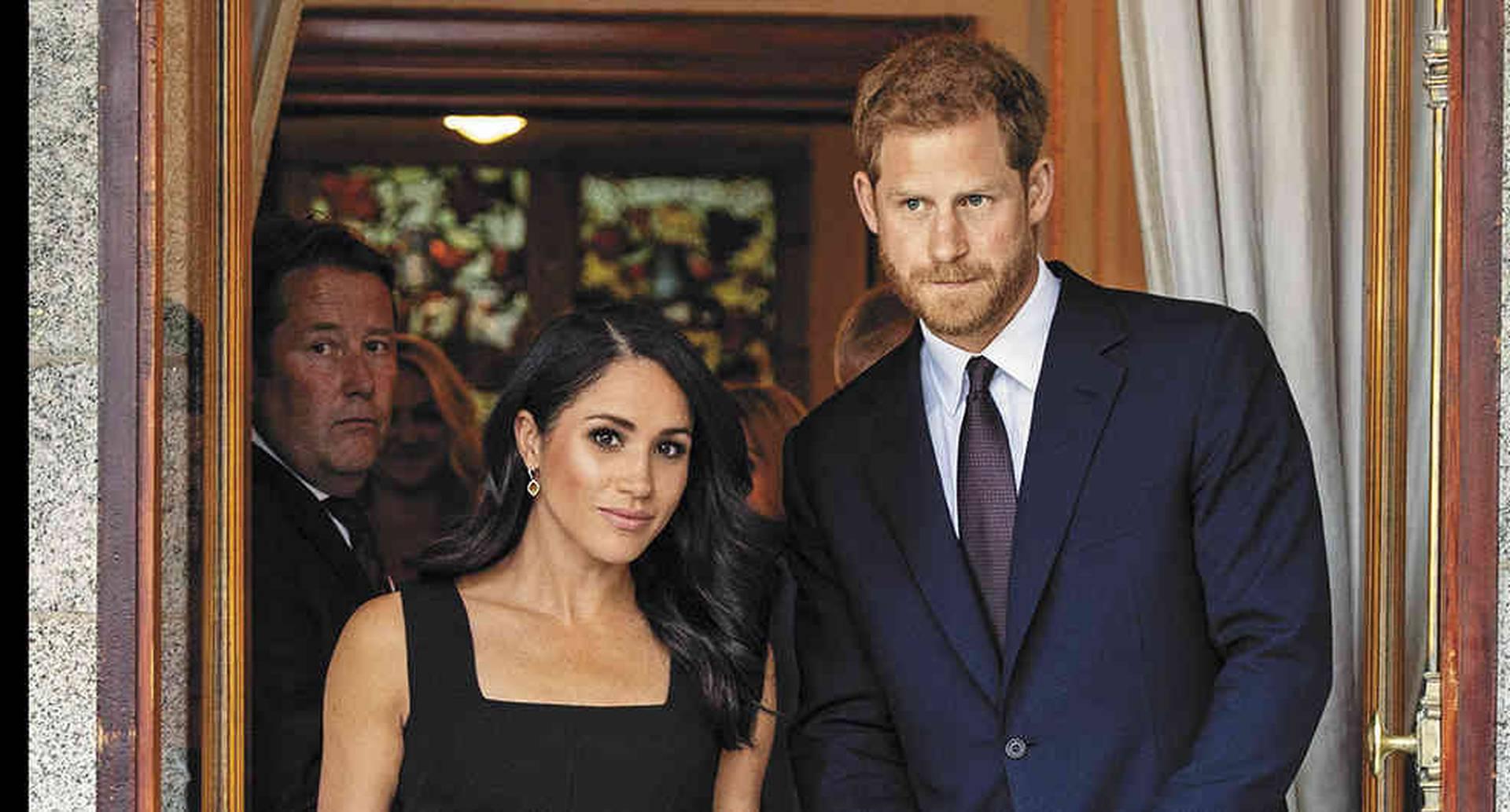 El pasado septiembre, Harry y Meghan revelaron públicamente sus problemas con la atención de los medios.