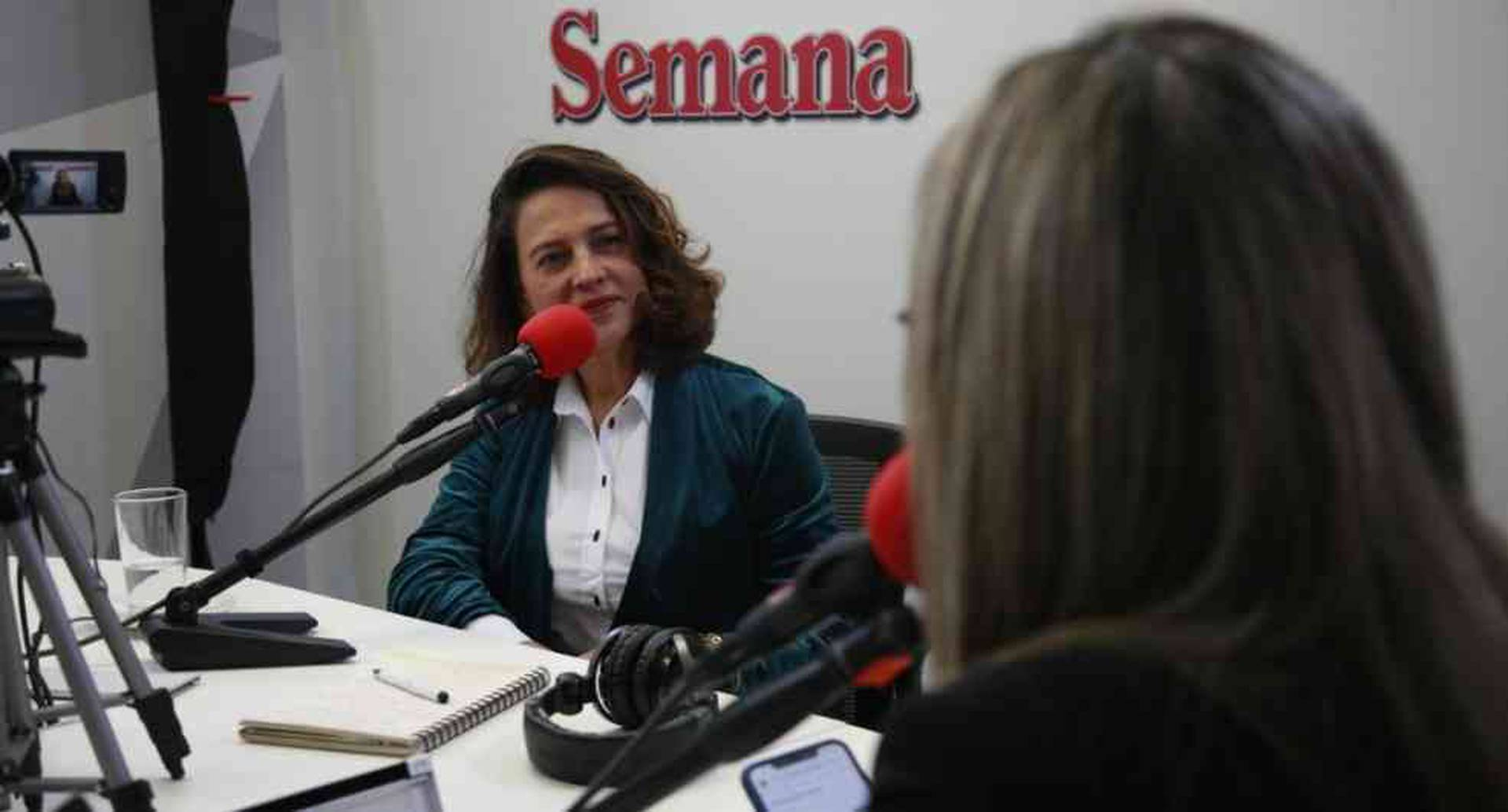 Nancy Patricia Gutiérrez, ministra del Interior. Foto: Semana