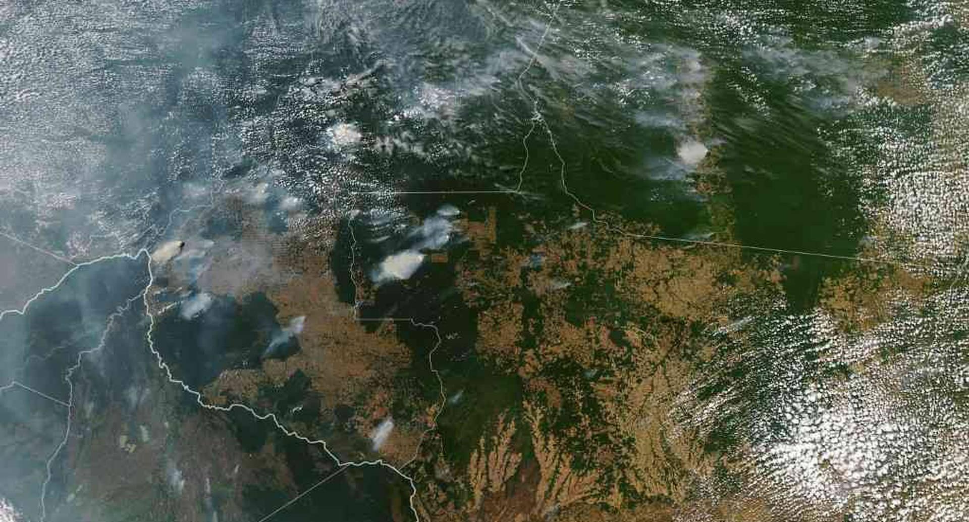 La causa del actual descontrol, según analistas, es el fuerte aumento de la deforestación.