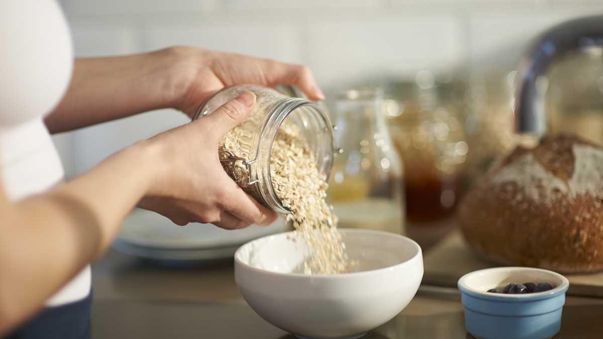La avena se considera uno de los cereales más nutritivos