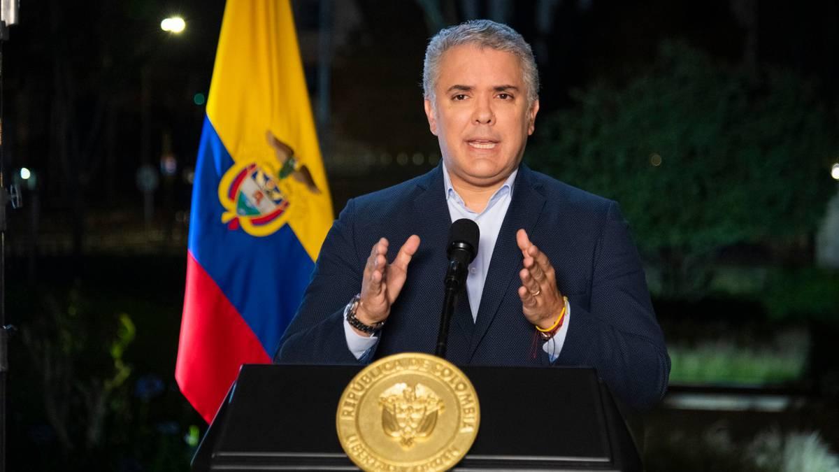 El presidente Iván Duque reveló que fue capturado alias el Burro, señalado cabecilla del ELN