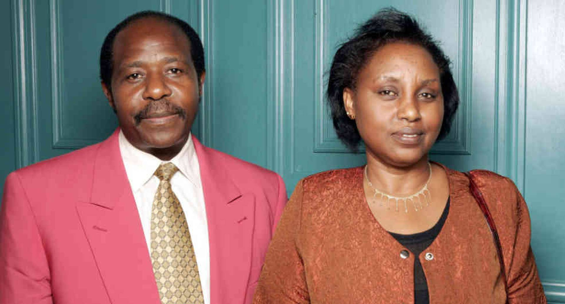 Paul Rusesabagina y Tatiana, su esposa, salieron de Ruanda en 1996 y recibieron asilo en Bélgica. Años más tarde se mudaron definitivamente a Texas, Estados Unidos.