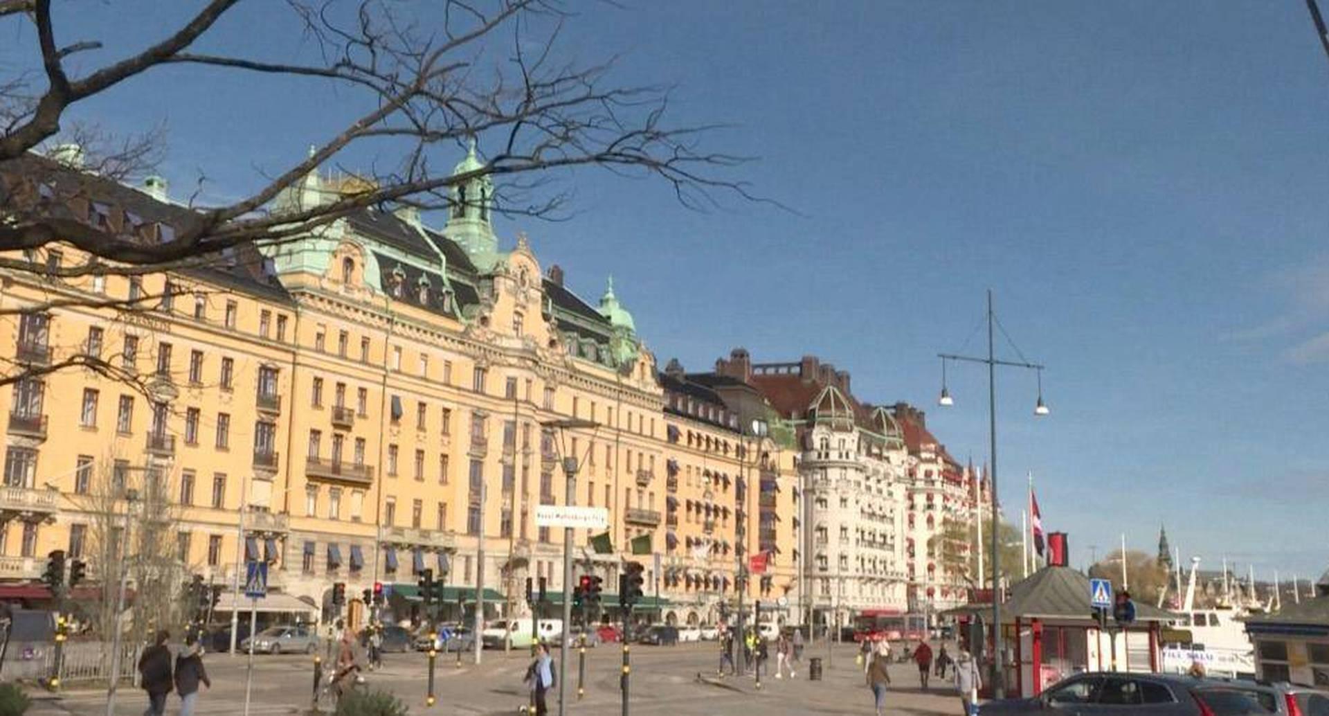 Suecia ha decidido enfrentar el virus de una forma diferente.