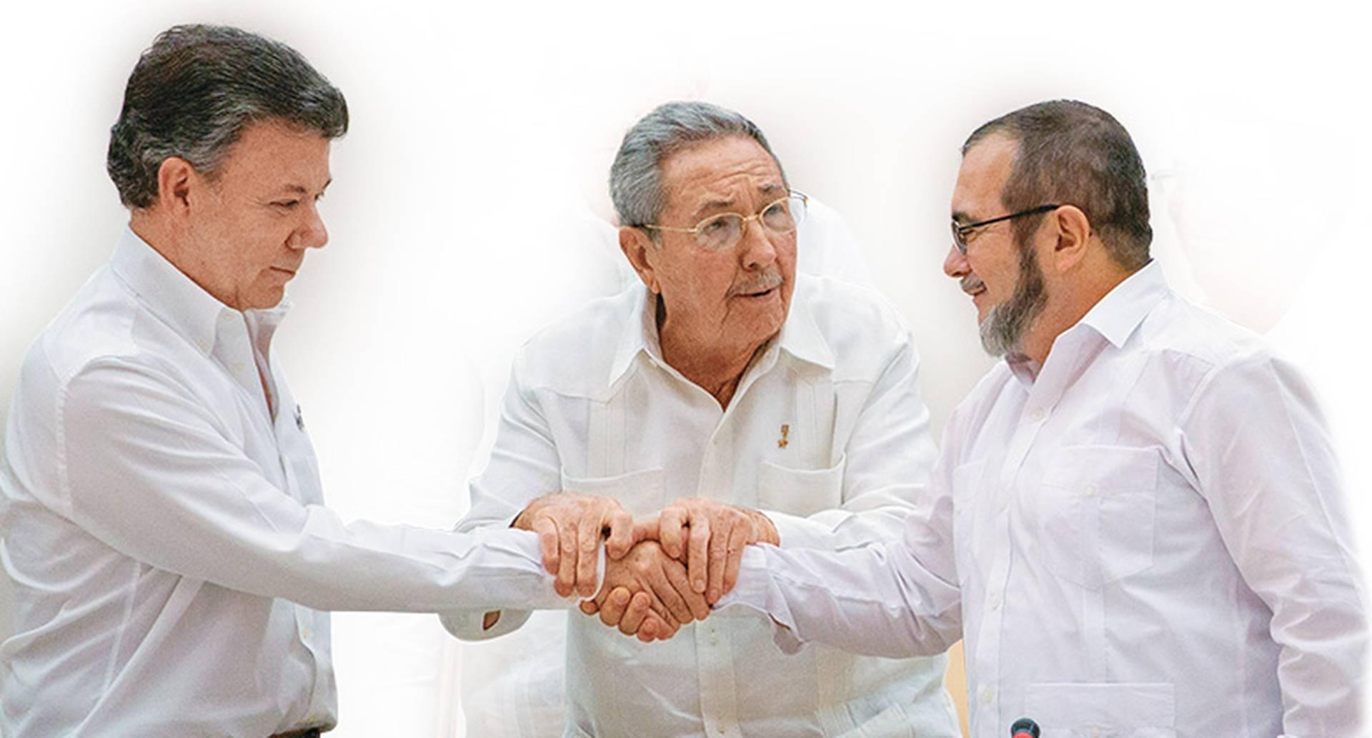 El encuentro entre Santos y Timochenko con Raúl Castro cambió el panorama de la opinión pública. Subió el optimismo sobre los diálogos.