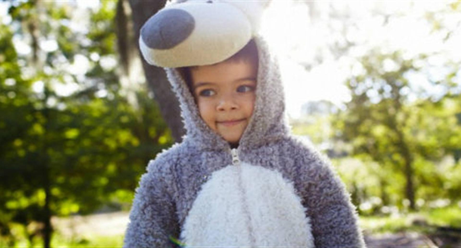 Que su hijo se disfrace el 31 de octubre es un recuerdo invaluable.