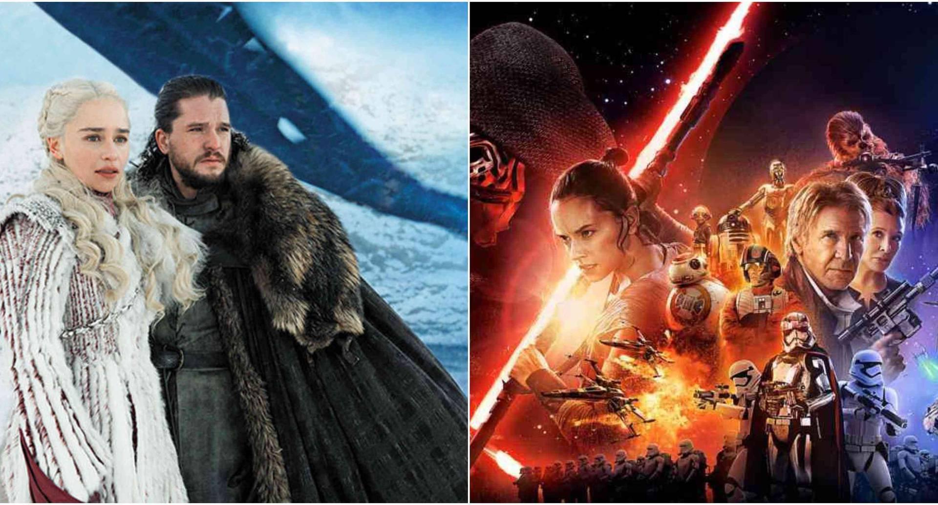 Creadores de Game of Thrones y Star Wars anuncian una serie para Netflix