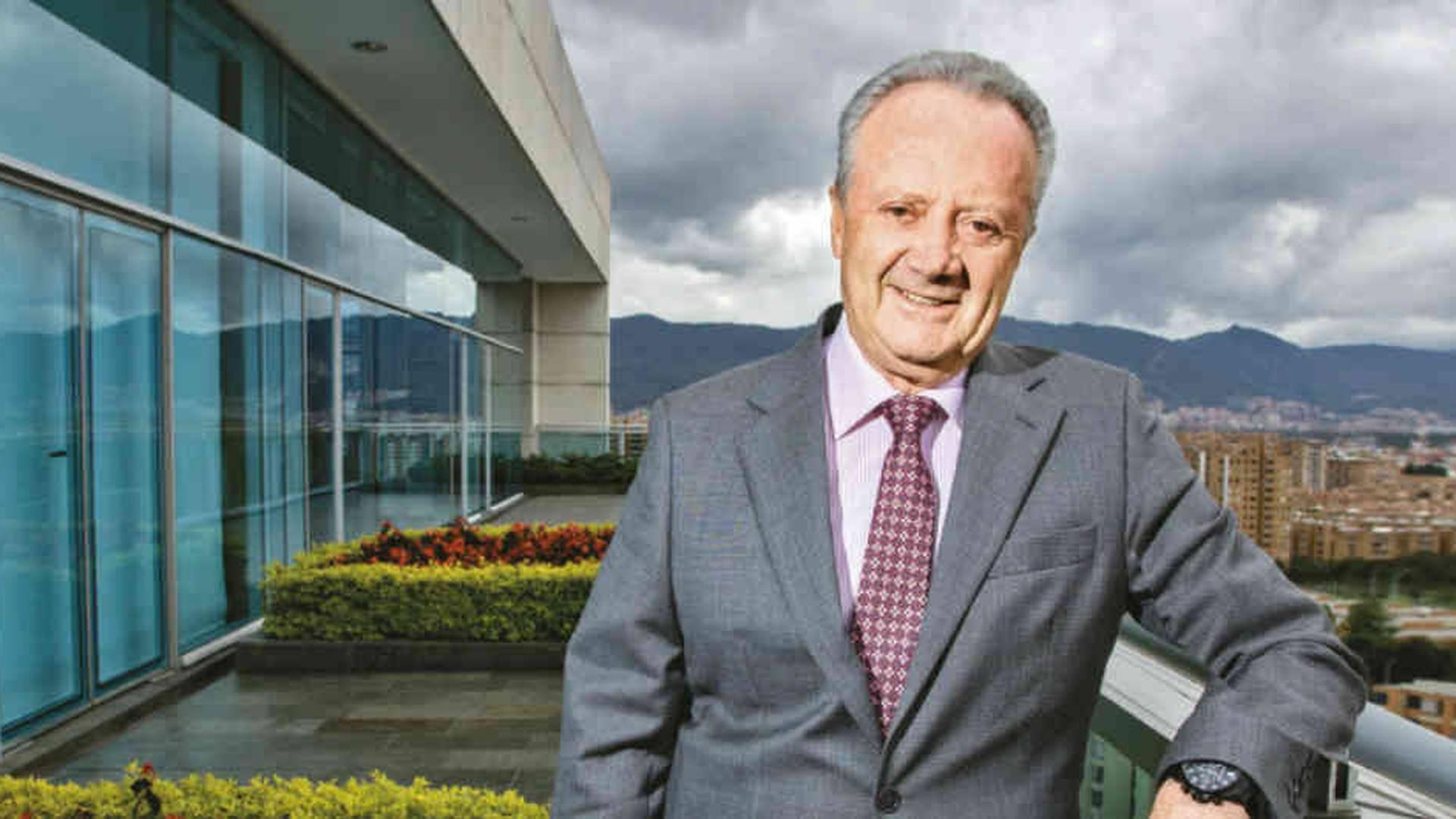Arturo Calle es el empresario con mejor reputación en Colombia, según el listado publicado por la firma Merco.