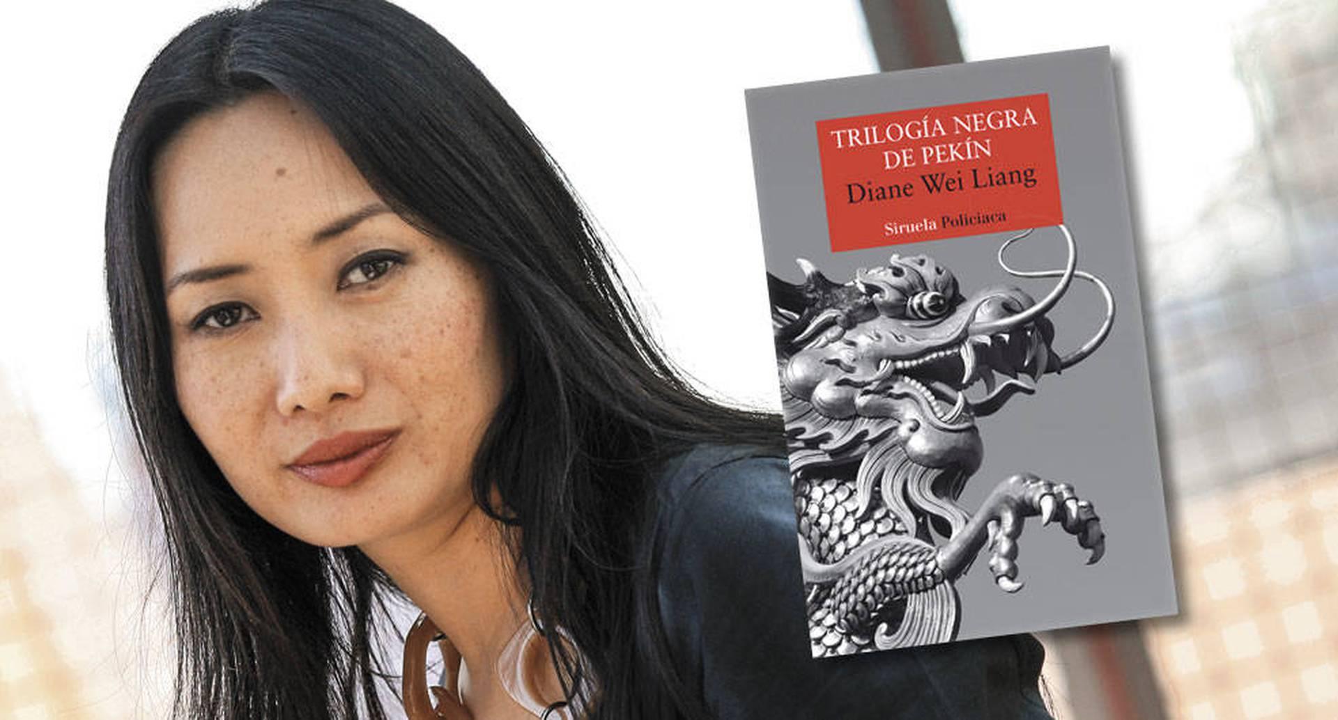 El ojo de jade, Mariposas para los muertos y La casa del espíritu dorado conforman la trilogía de la autora china, que nació en un campo de trabajo forzado y participó en los movimientos estudiantiles.