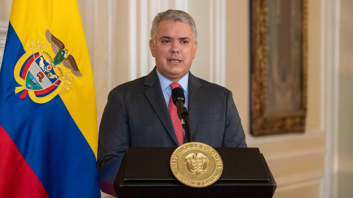 Duque denunció que en Venezuela el salario mínimo es inferior a 30.000  pesos colombianos