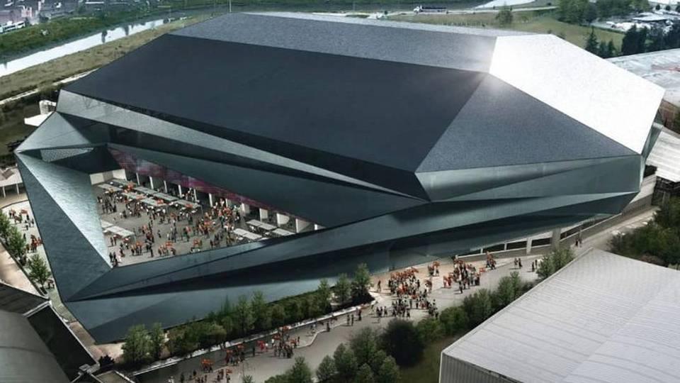 La Arena Bogotá cambió su nombre a Coliseo Live