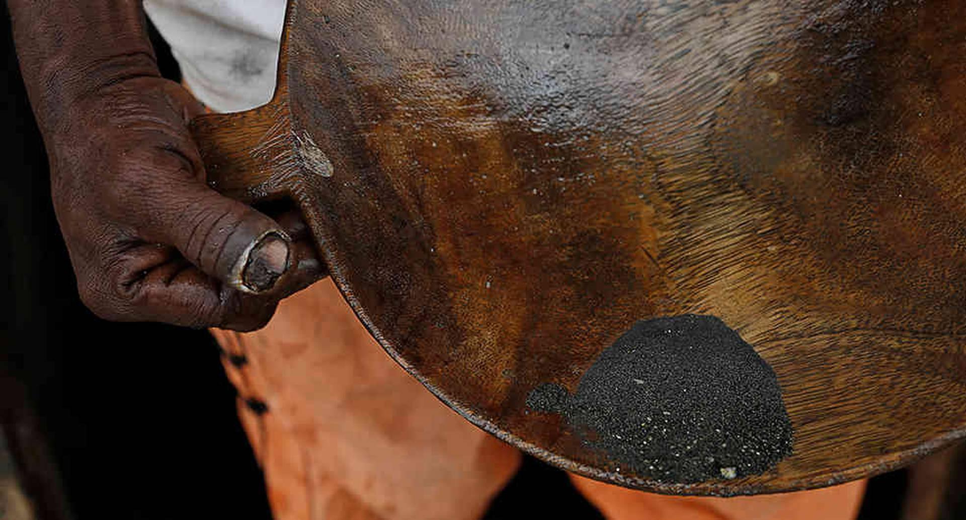 El mercurio se encuentra en la minería y algunos procesos industriales. Foto: Archivo Semana