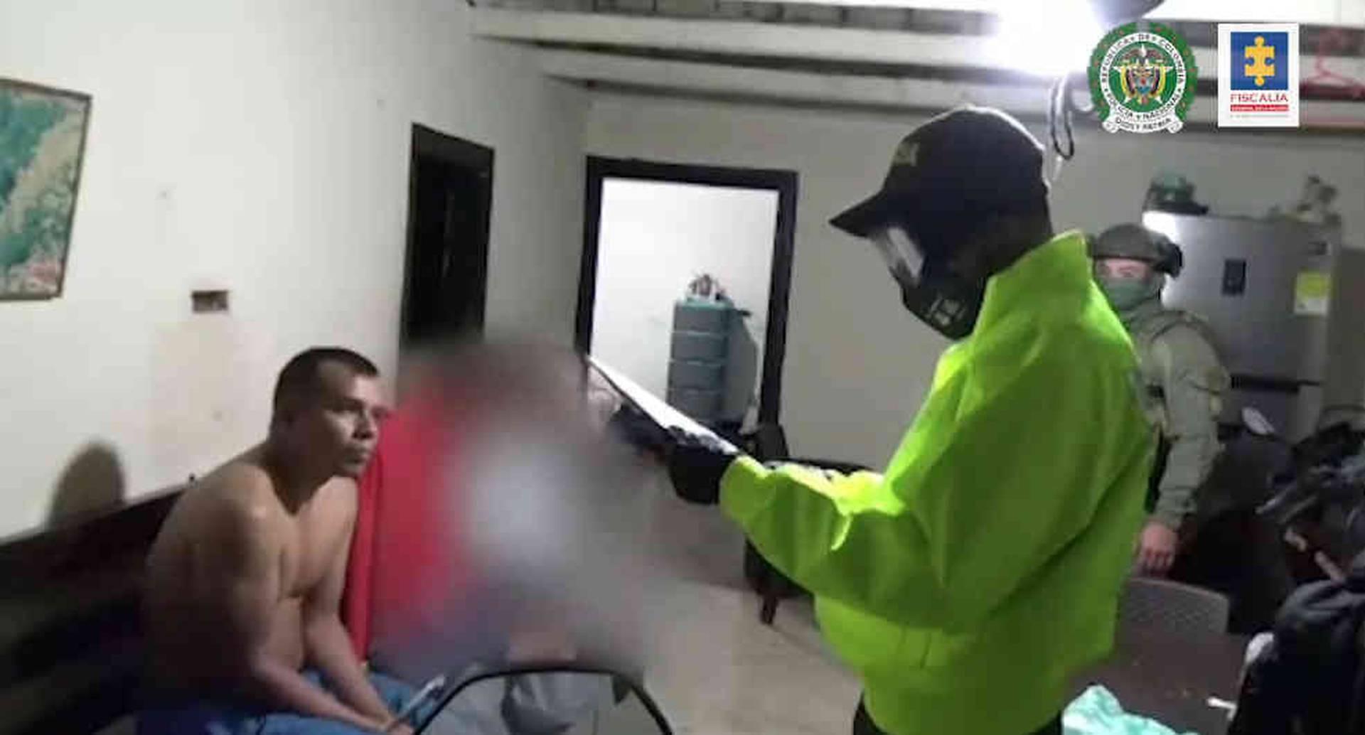 A la cárcel supuestos colaboradores de El Paisa para atentar contra Timochenko