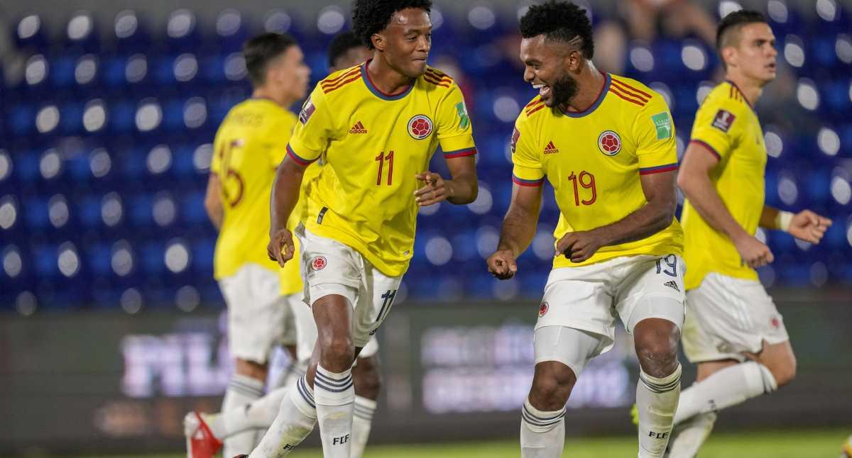 Colombia vs. Chile: canal y hora para ver en vivo el partido de la Eliminatoria a Catar 2022