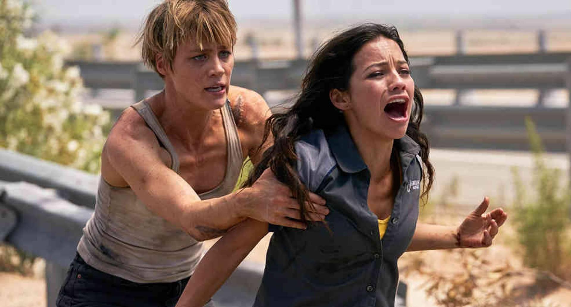 La colombiana Natalia Reyes es una de las protagonistas de la más reciente entrega de la saga.