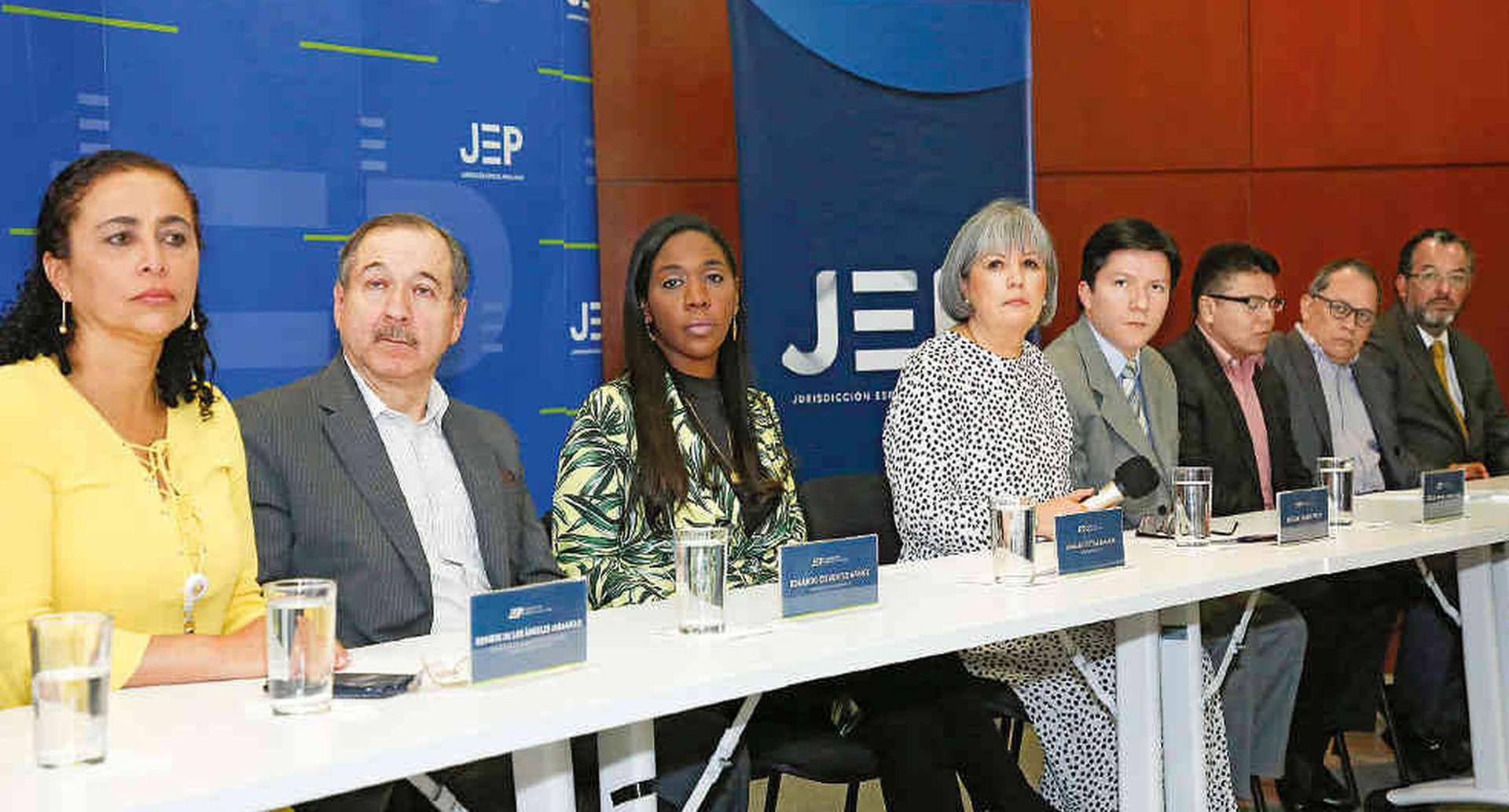 Después de varios meses se reactivarán los términos judiciales en la JEP