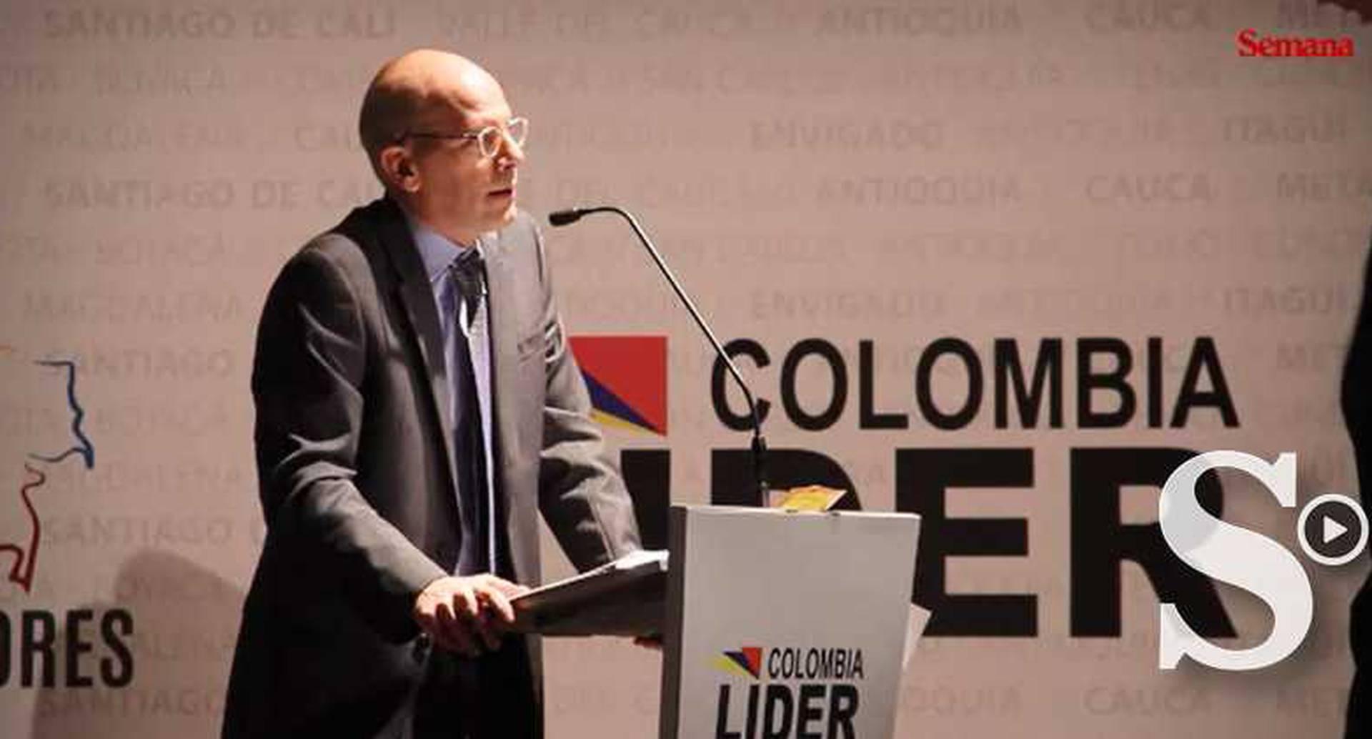Alejandro Santos, director de la Revista Semana