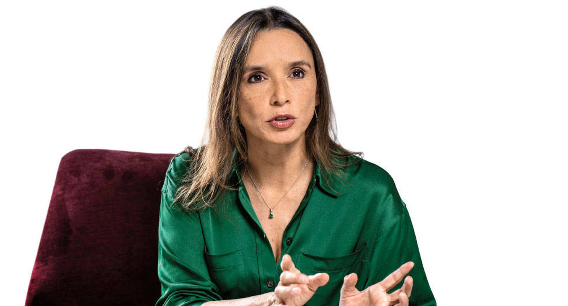 María Consuelo Araujo asegura que uno de los mayores retos para el gerente que venga será hacerle seguimiento al otrosí del SITP.