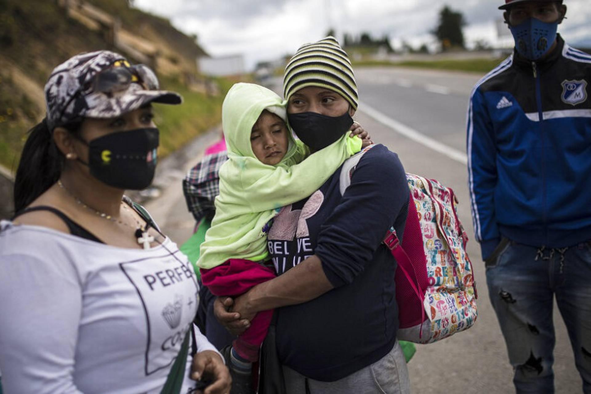 Son más de 15 mujeres que se encuentran en condiciones vulnerables en el país las que interpusieron la acción, según explicó Yanira González, coordinadora departamental de la Corporación Colombia Venezolana (Colvenz), en RCN Radio.