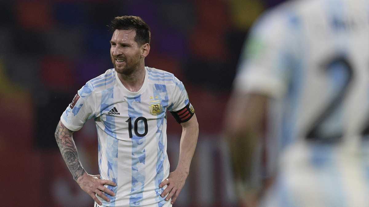 Argentina se bajá de la Copa América 2021 por 22 casos de covid positivo