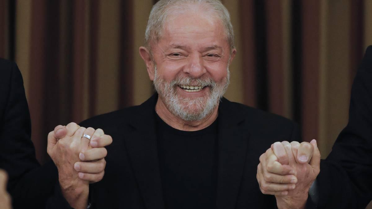 Retoman en Brasil juicios anulados en contra de Lula da Silva