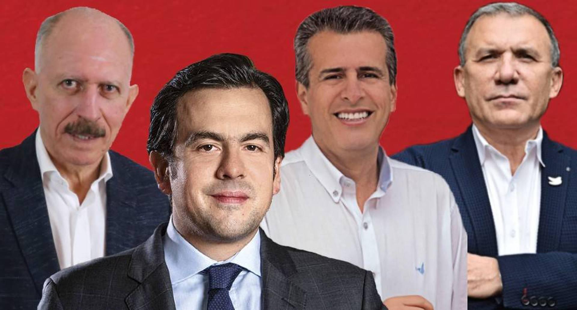 """Los integrantes de la nueva bancada de """"los socialdemócratas"""" buscan alejarse de los extremos ideológicos."""