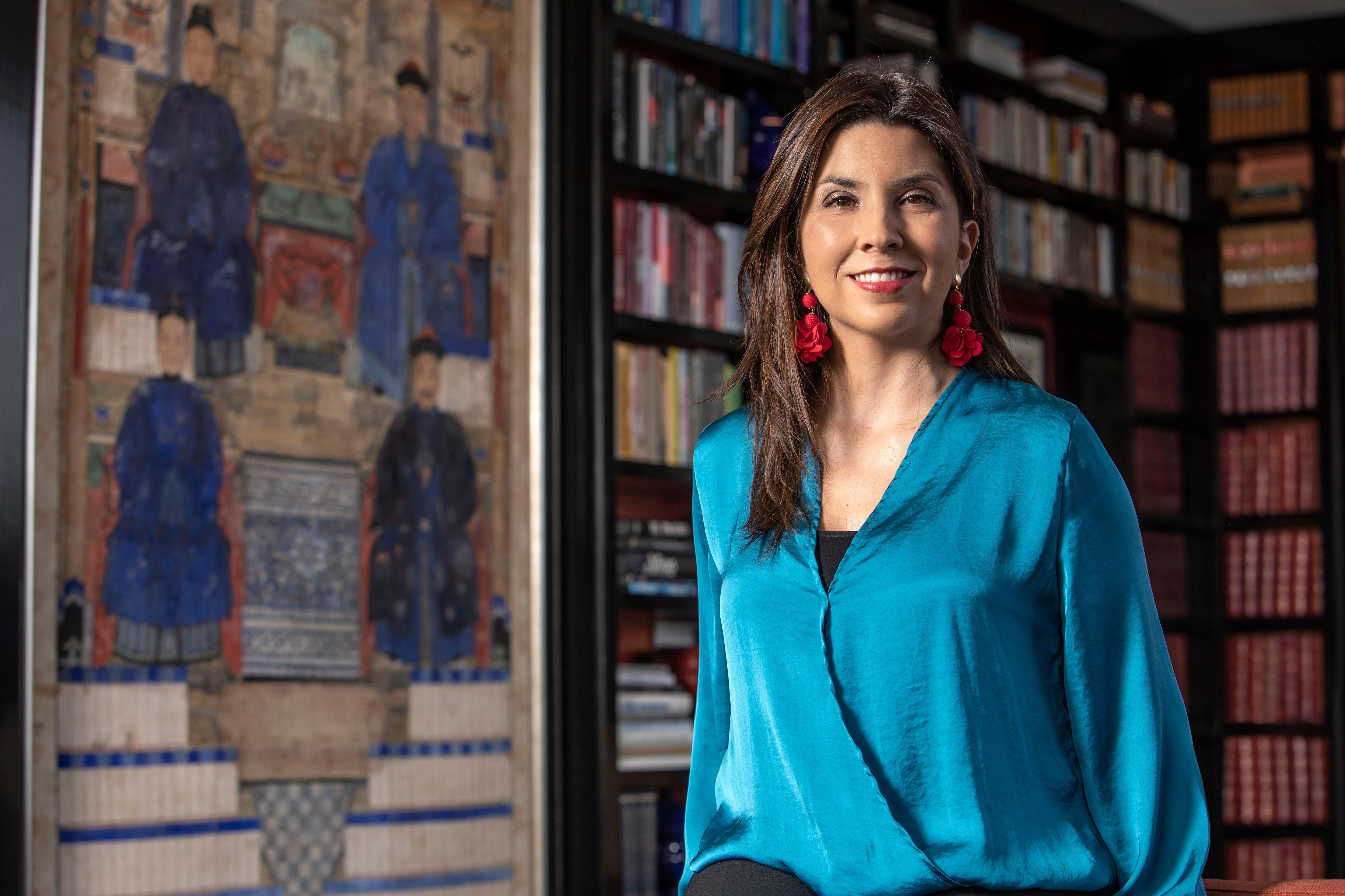 María Victoria Angulo. Ministra de Educación. Bogotá Marzo 4 de 2019. Foto: Juan Carlos Sierra-Revista Dinero.