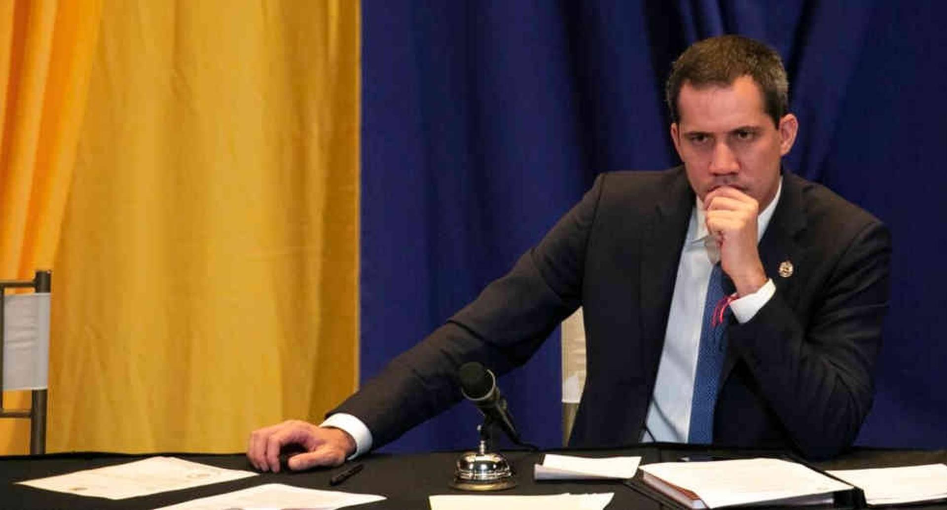 """""""Hay un falso dilema en la opinión pública entre si la cosa es mediación, negociación y elecciones, o si es quiebre o por la fuerza"""", afirmó el presidente de la Asamblea Nacional de Venezuela."""