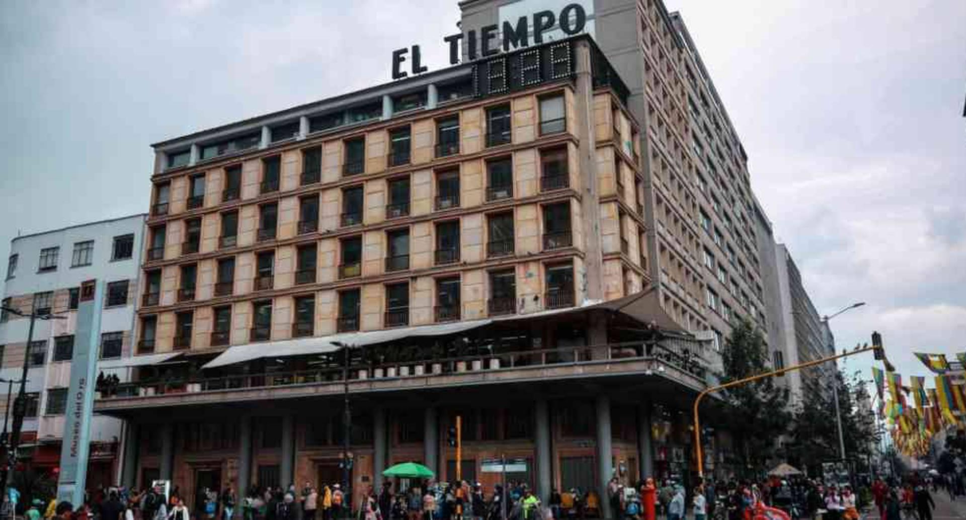 Este edificio de siete pisos, un sótano y 4266 metros cuadrados, mantendrá su nombre: Edificio El Tiempo.