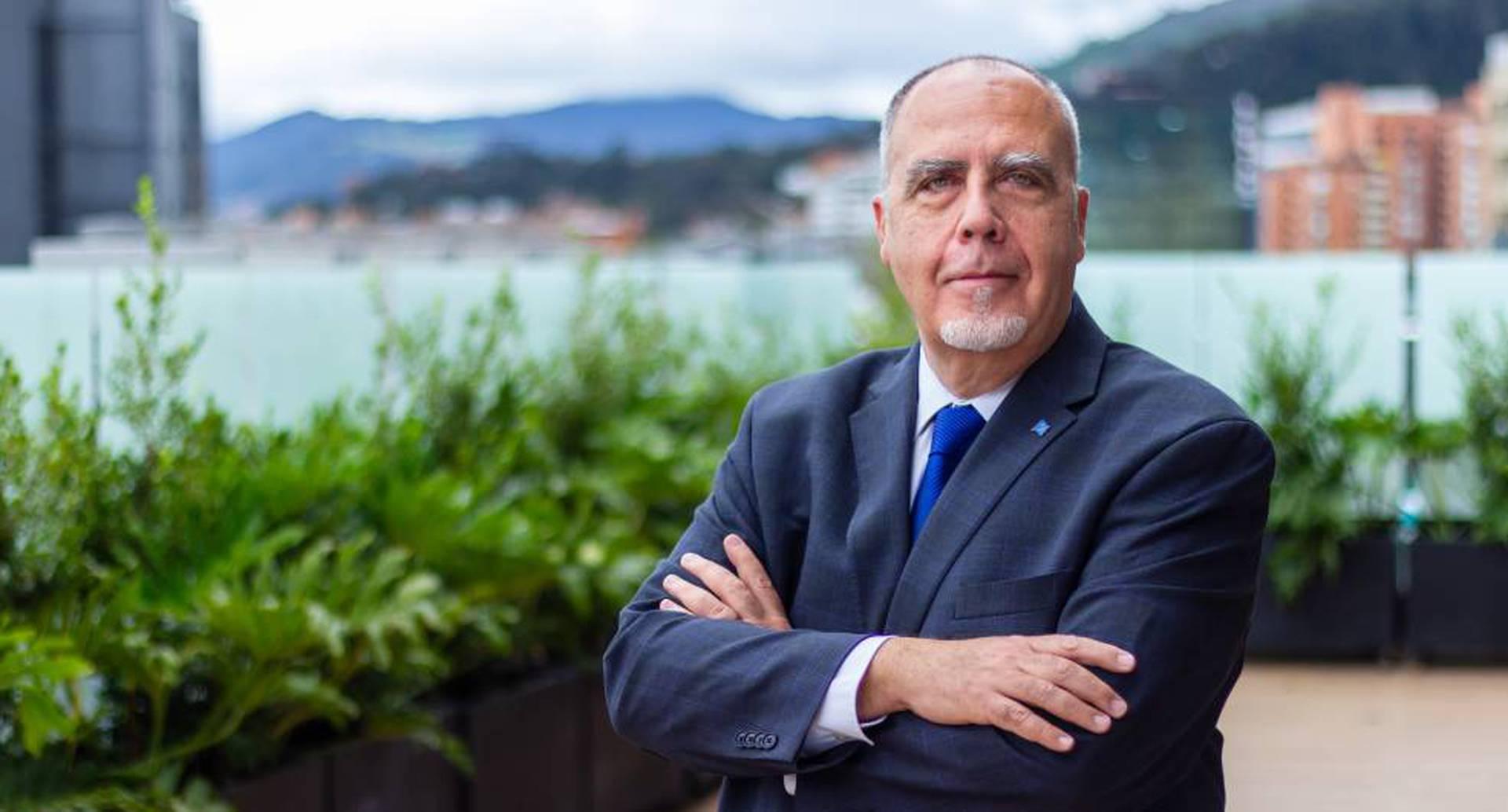 Pierre Lapaque, representante de la UNODC en Colombia