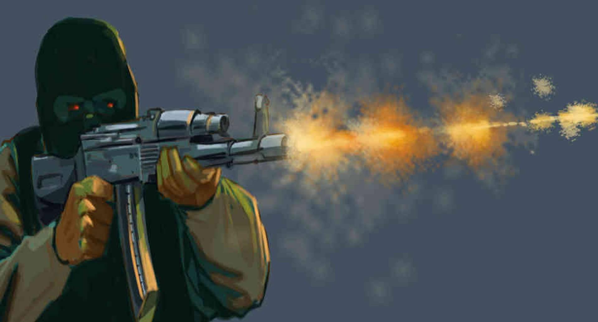Asesinan a líder indígena en Tumaco/Ilustración de SEMANA