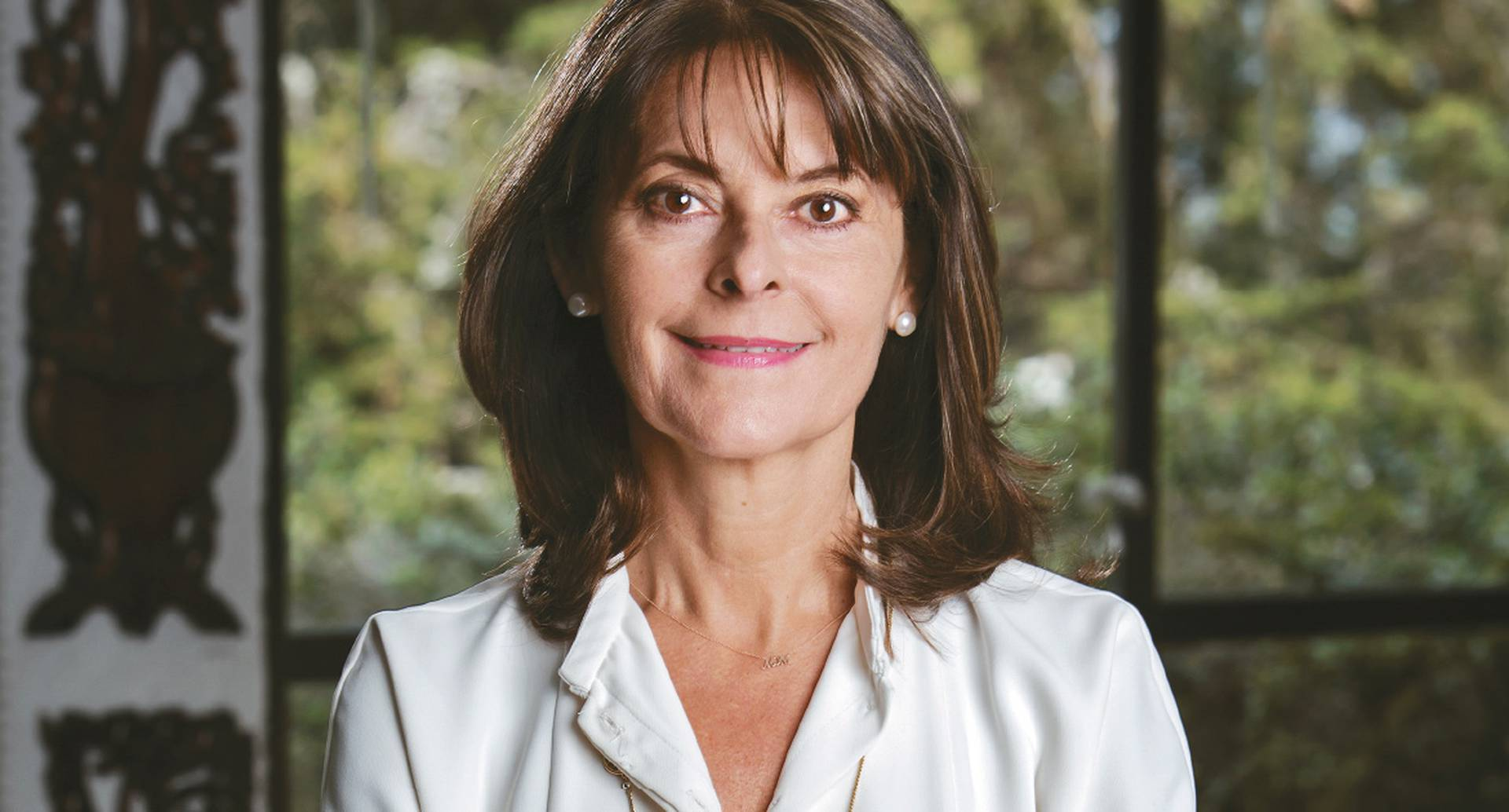 Marta Lucía Ramírez Excandidata presidencial