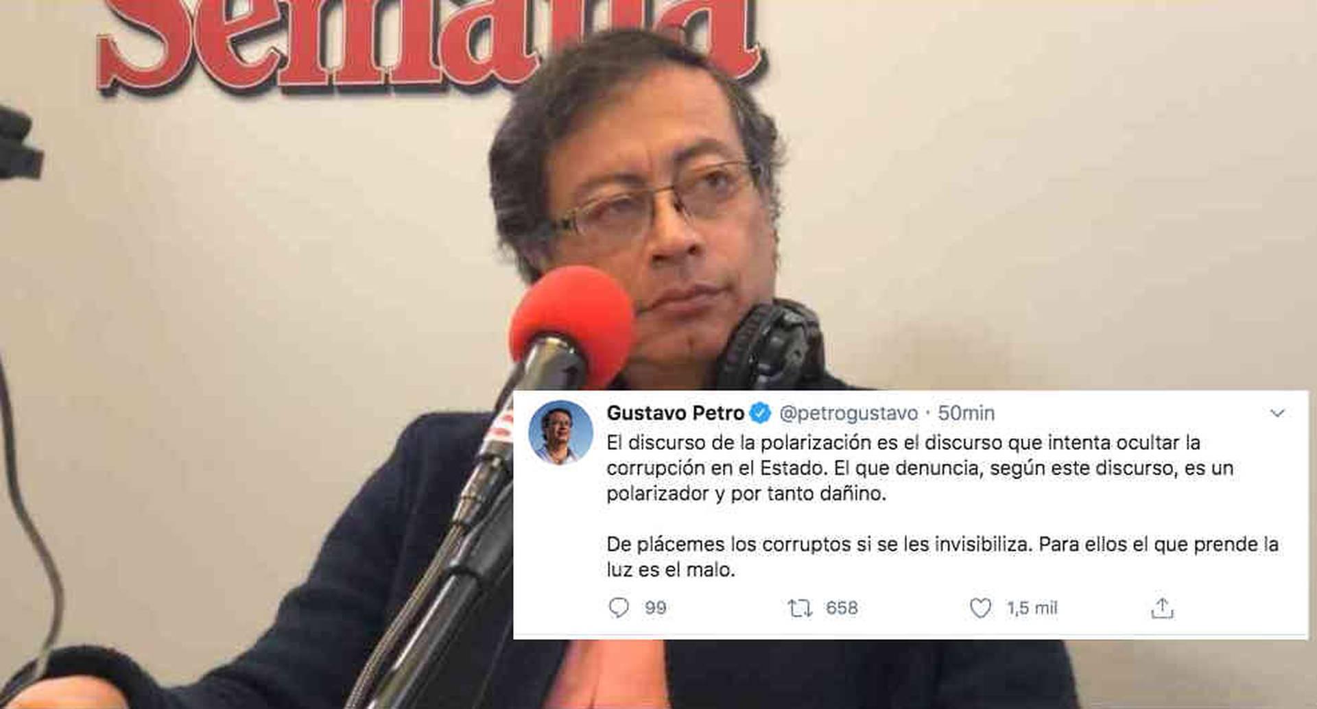 ¿Es el momento de que Uribe y Petro se retiren del poder?, la propuesta de Piedad Córdoba