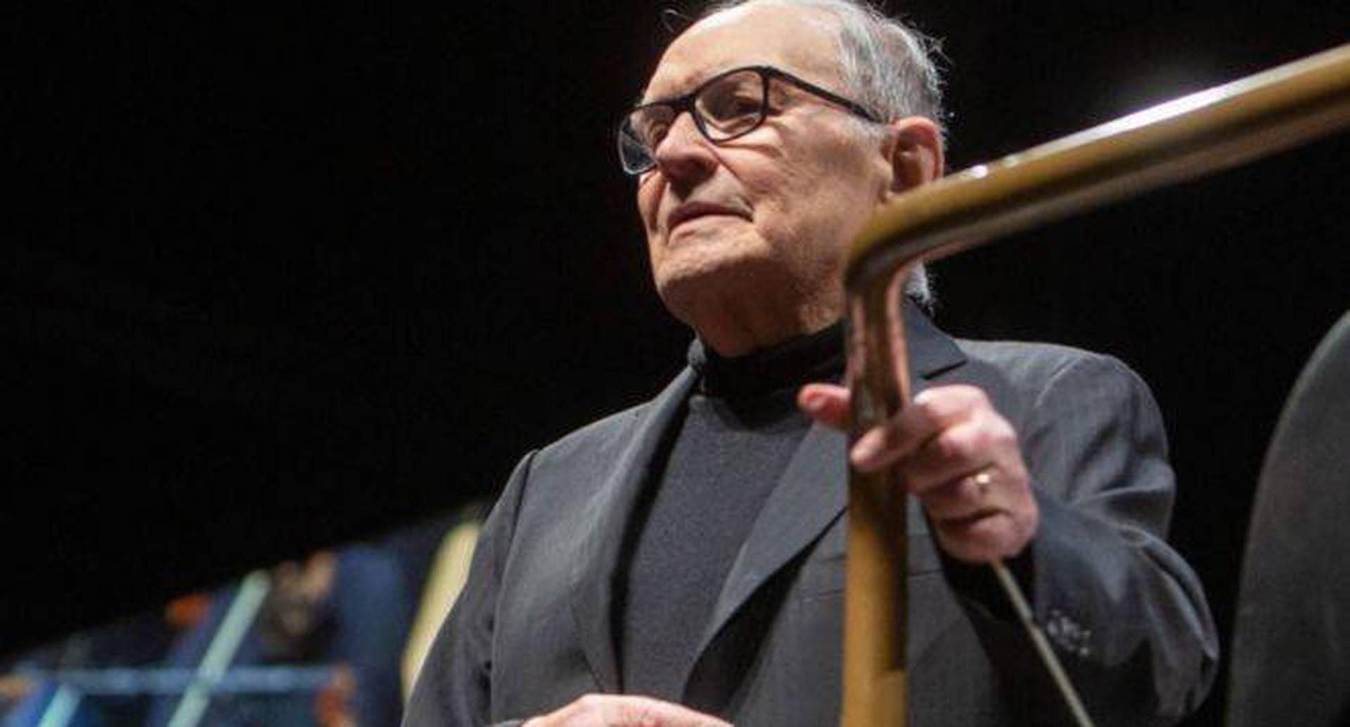 Ennio Morricone murió a los 91 años de edad.