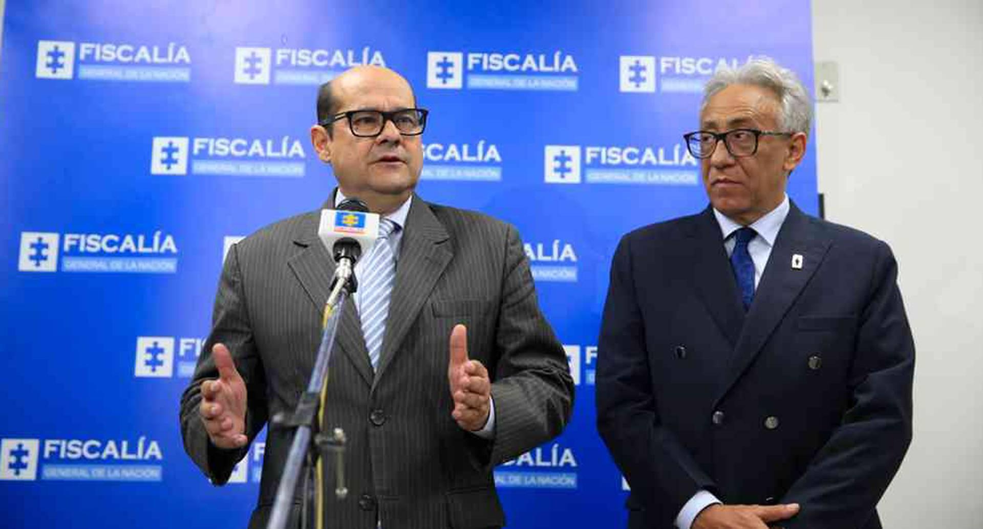 """""""El ADN recuperado de allí, en la toalla, corresponde al señor Jorge Enrique Pizano. La mancha no contiene cianuro"""""""