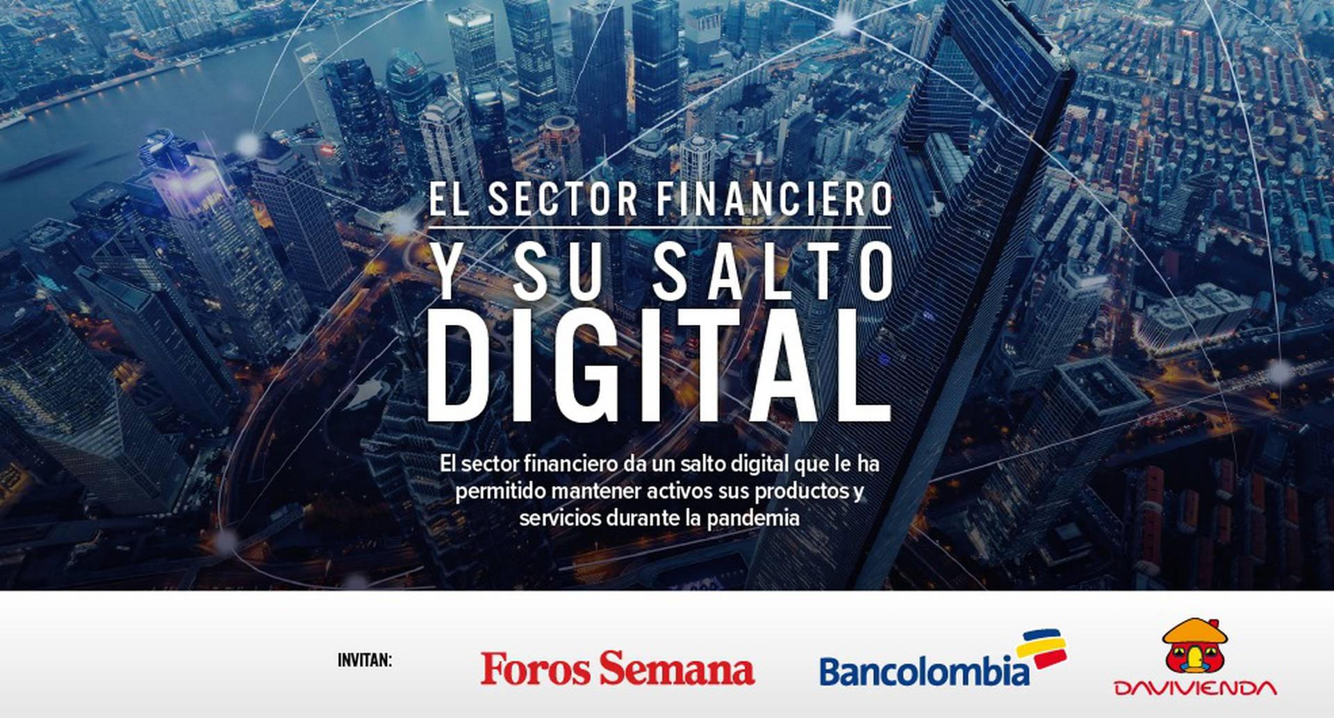 El sector financiero y su salto digital