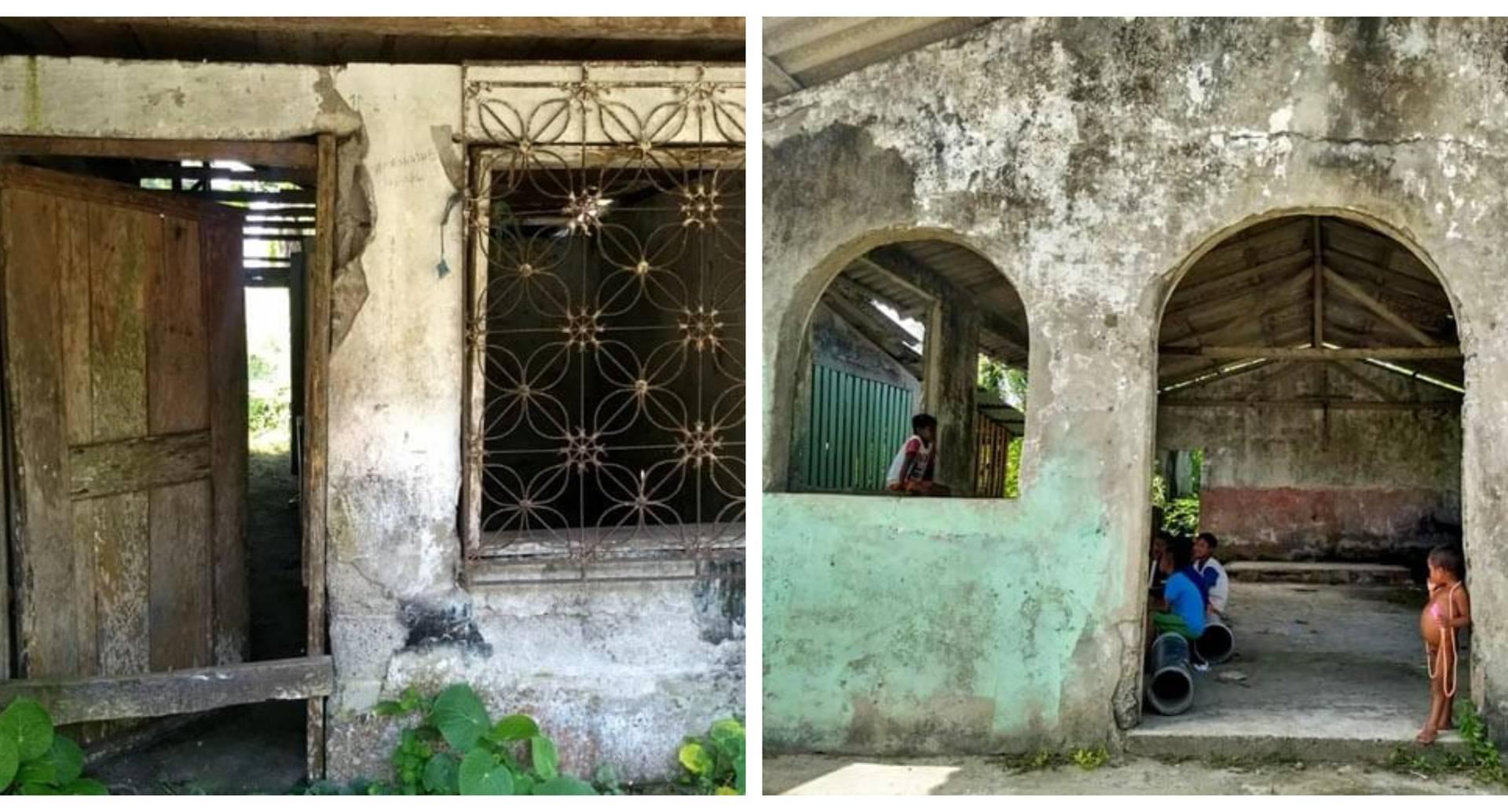 Tribugá es casi un poblado fantasma por cuenta de varios desplazamientos forzados.
