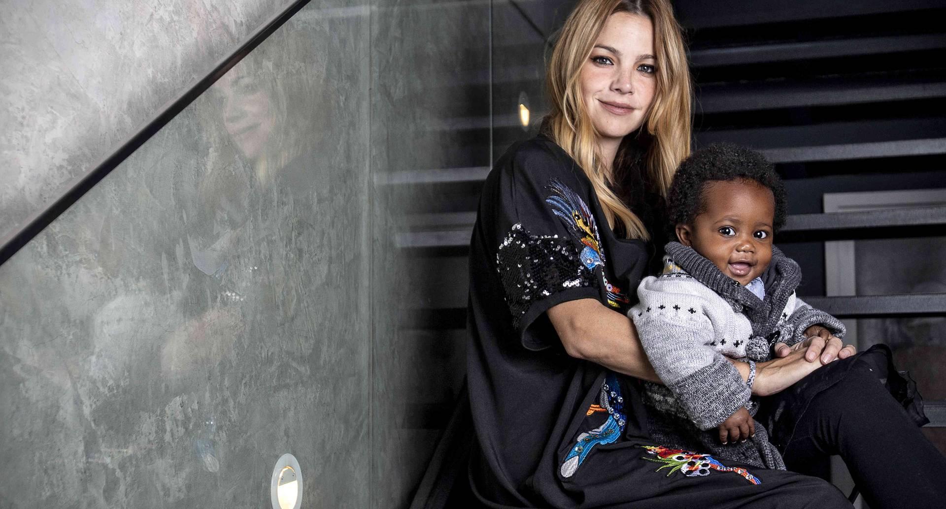 La misión que Johana siente que llegó con esta niña es dar a conocer la realidad de muchas madres reclusas.