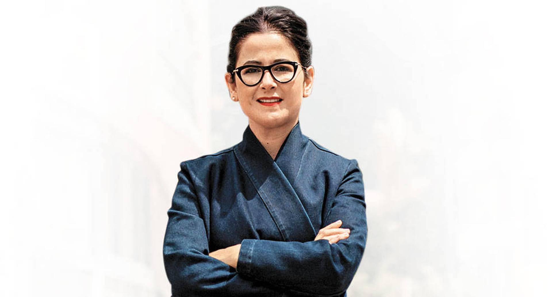 Juliana Restrepo, publicista y filósofa, lleva 11 años trabajando en el sector cultural.